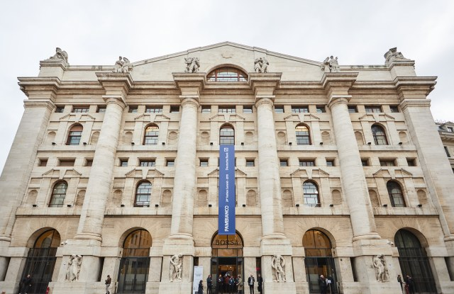 The Milan Bourse