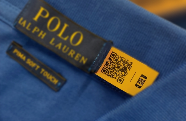 Ralph Lauren is digitizing its product offering.