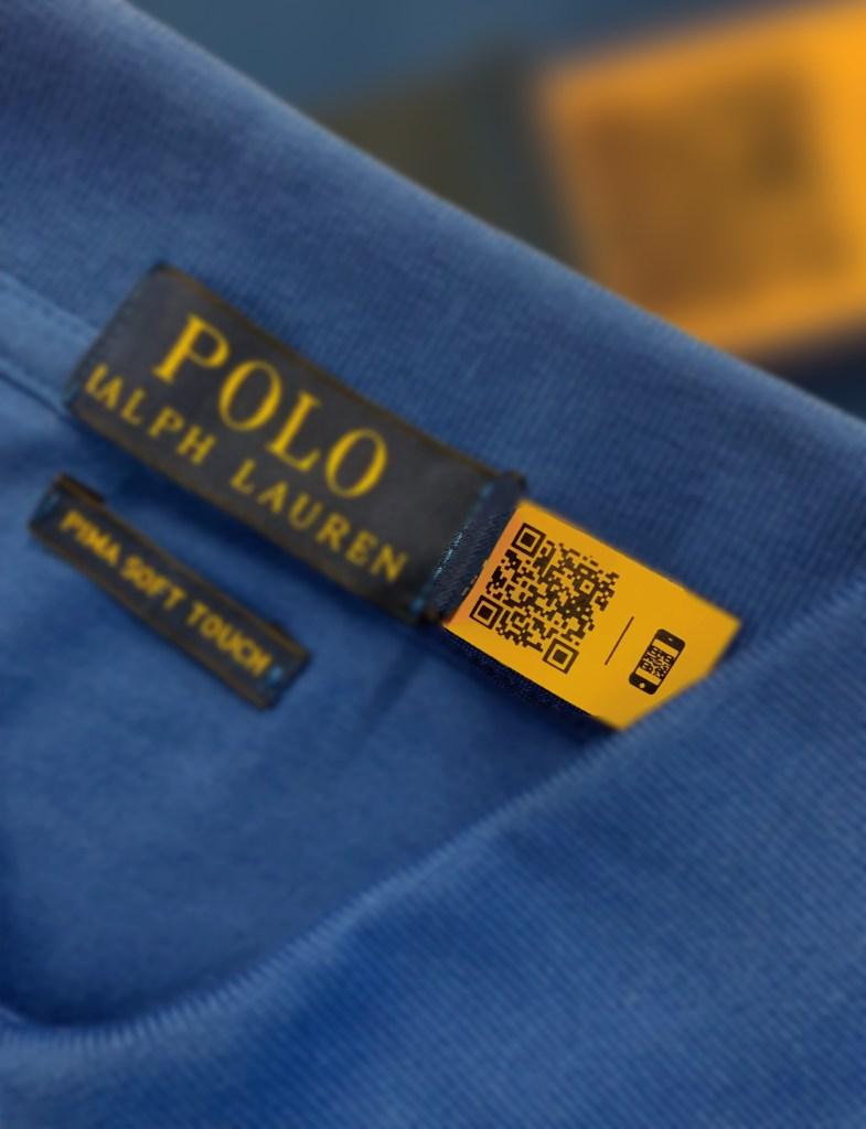 Ralph Lauren is digitizing its product offering.