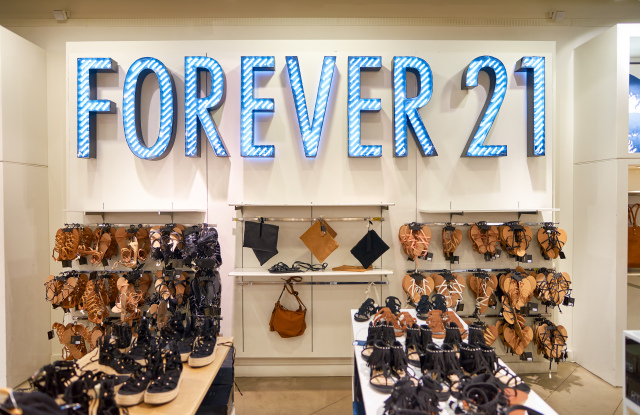 Forever 21 has been sold to a group headed by Authentic Brands Group.