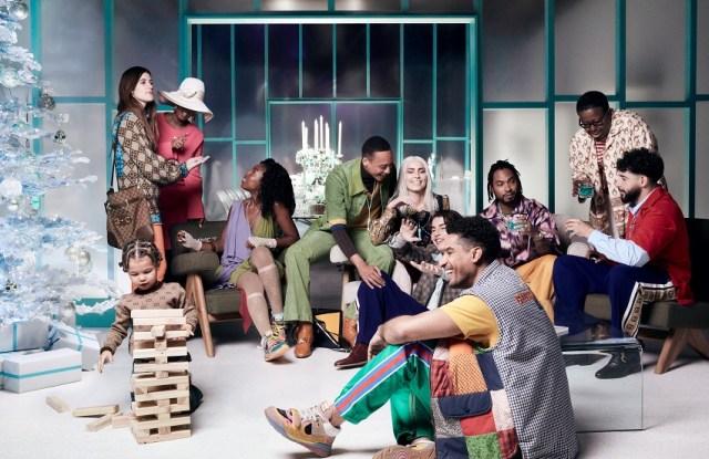 Selfridges Christmas campaign, Future Fantasy: A Christmas for Modern Time
