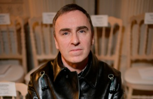 Raf Simons in the front rowValentino show, Front Row, Spring Summer 2019, Haute Couture Fashion Week, Paris, France - 23 Jan 2019