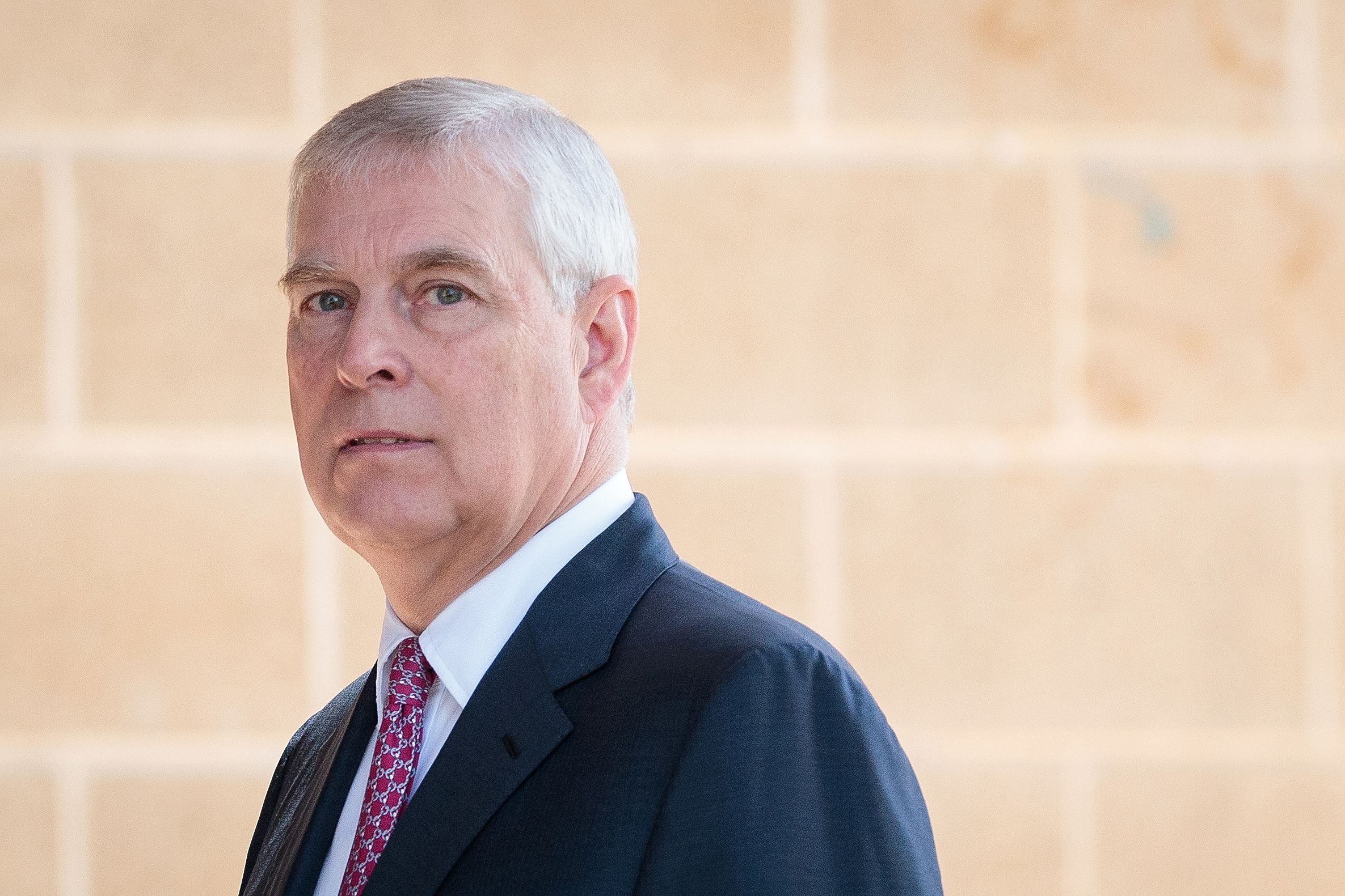 Britain's Prince Andrew, Duke of York arriving at Murdoch University in Perth, Western Australia, Australia, 02 October 2019. According to reports, Prince Andrew is in Australia on a working visit.Britain's Prince Andrew in Australia, Perth - 02 Oct 2019