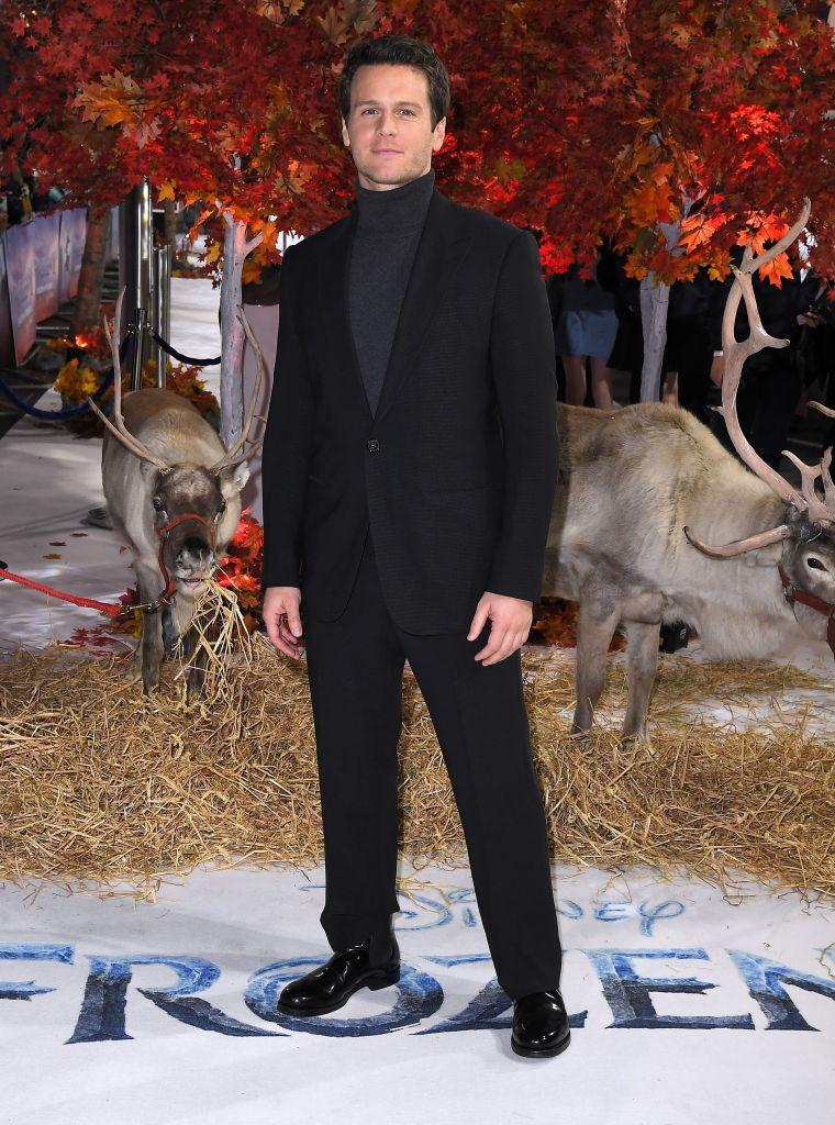 Jonathan Groff'Frozen 2' film premiere, London, UK - 17 Nov 2019