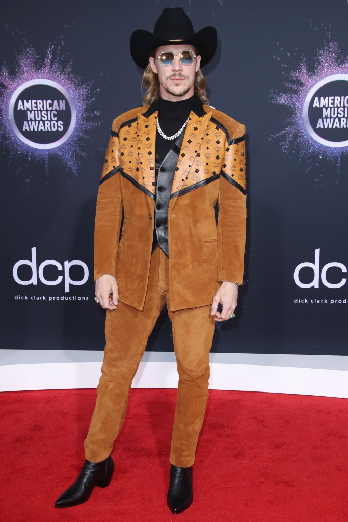 Diplo47th Annual American Music Awards, Arrivals, Microsoft Theater, Los Angeles, USA - 24 Nov 2019