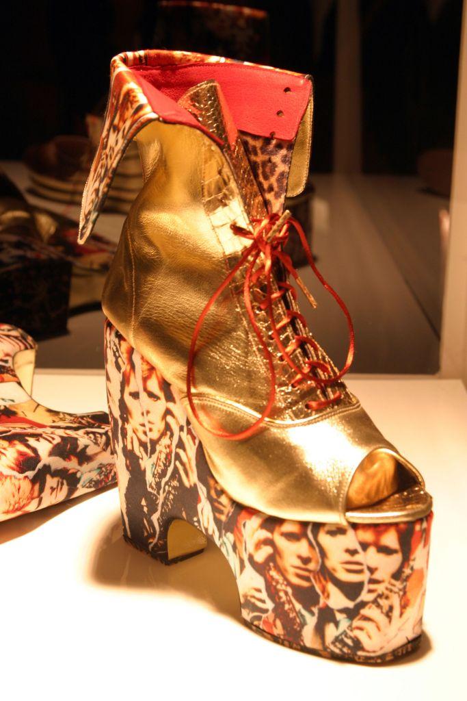 Terry De Havilland's shoes