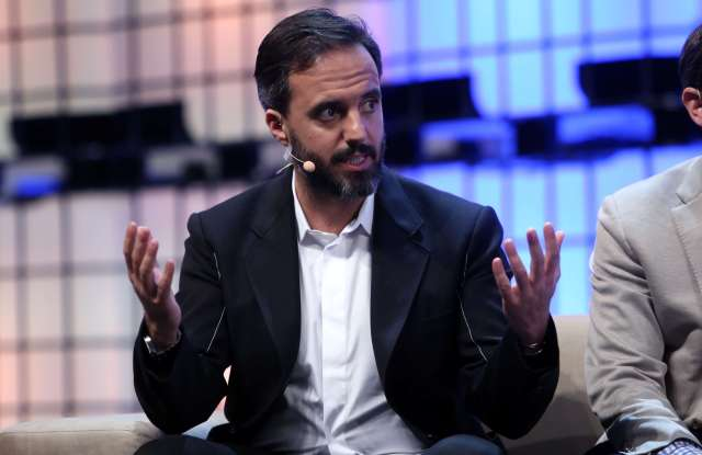 Jose Neves, Farfetch's founder and ceo.