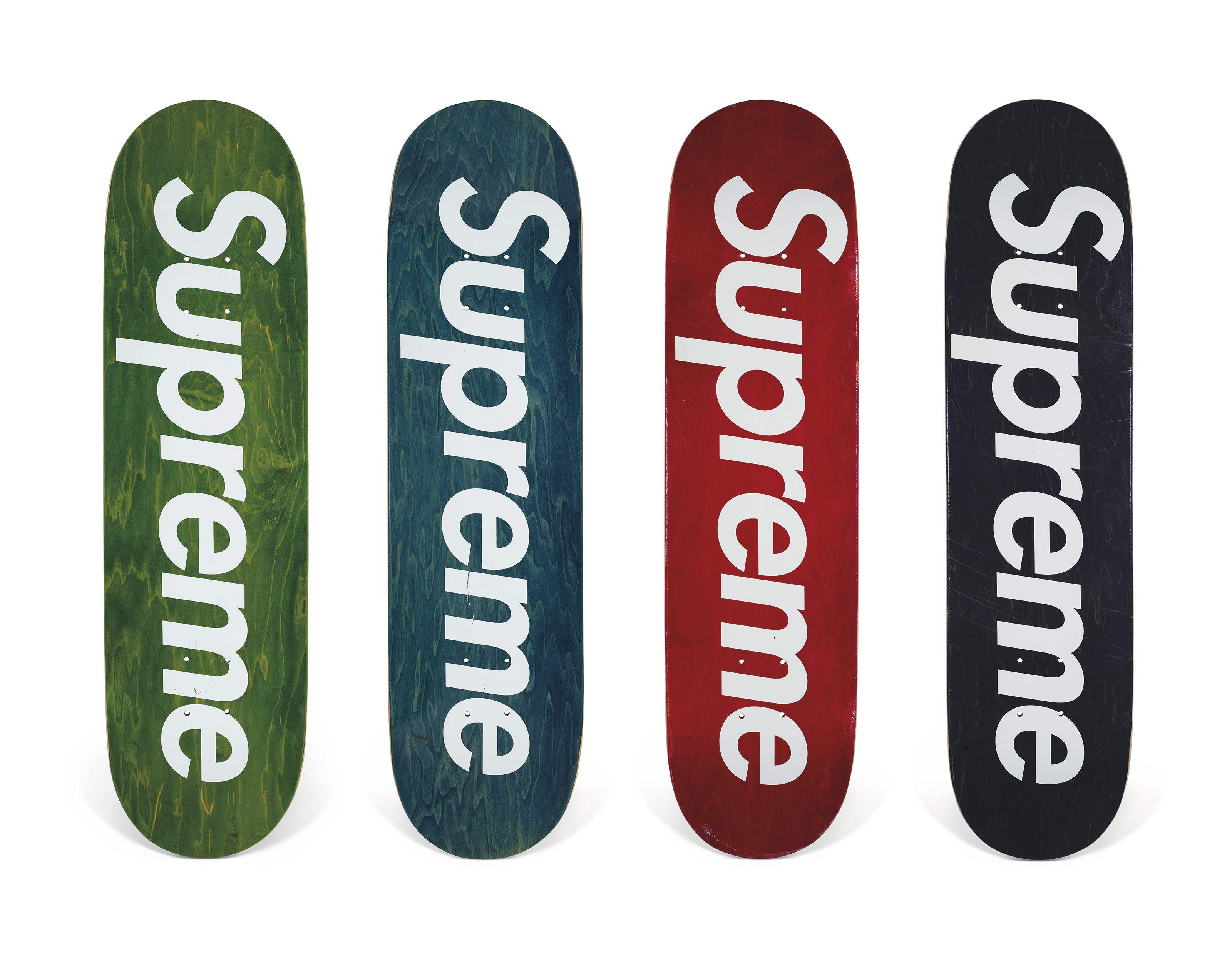 Christie's Offers Largest Collection of Supreme for Auction