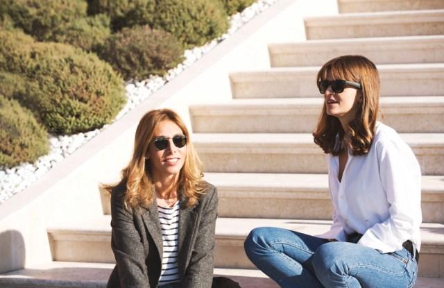 Stefania Inama and Claudia Maresca