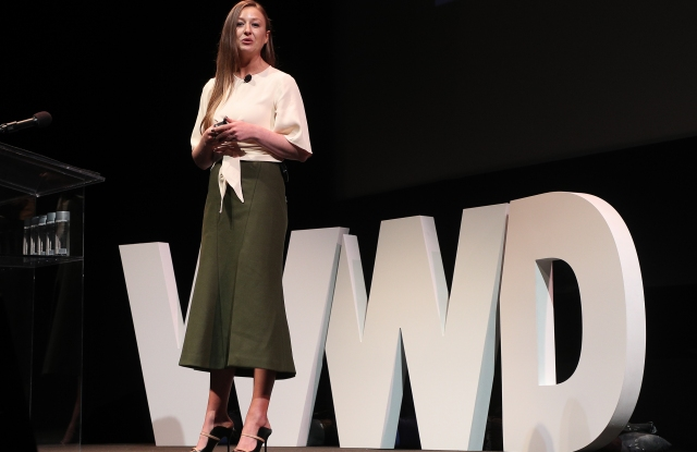 Allison Sommer The Real Real WWD Digital Forum LA
