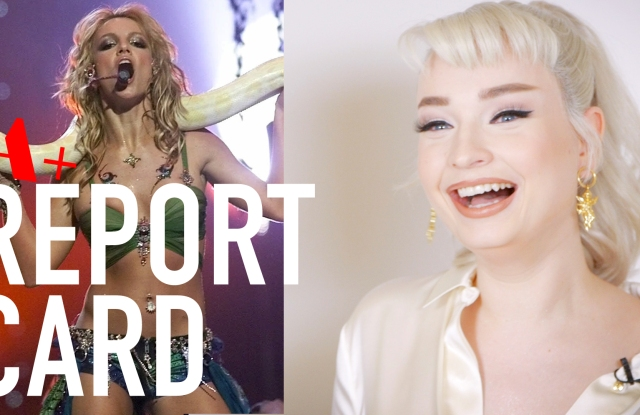 Video: Kim Petras Critiques Iconic Celeb