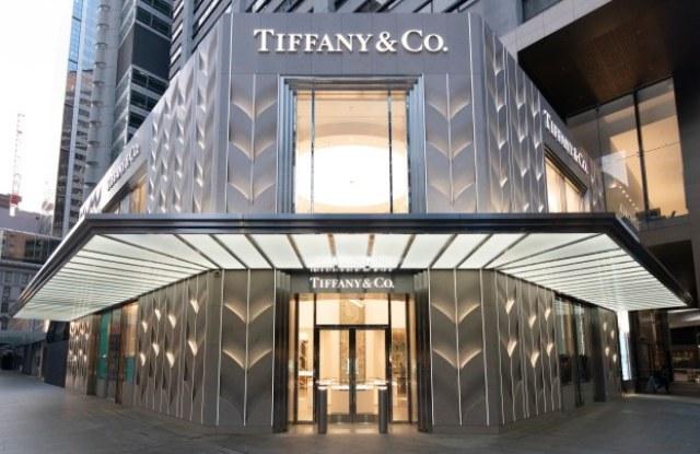 Tiffany in Sydney.