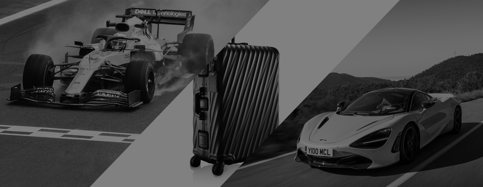 Tumi has become the official luggage partner of McLaren Racing and McLaren Automotive.