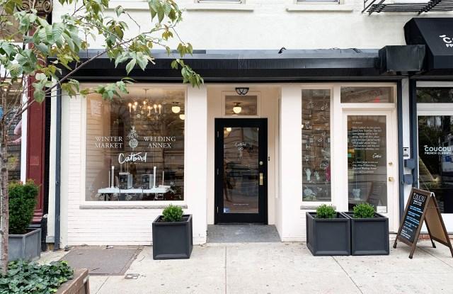 Catbird's new Manhattan store in SoHo.