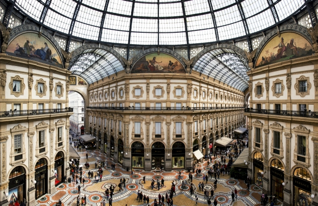 The third week of June, Milan will host both the Salone del Mobile and Men's Fashion Week.