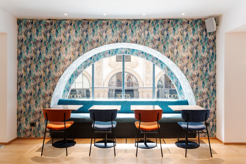 Galleria Vik Milano's Vikissimo restaurant