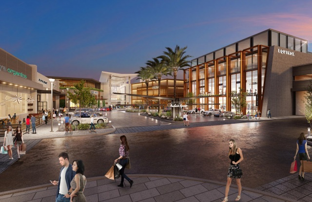 SFS Lux entrance rendering