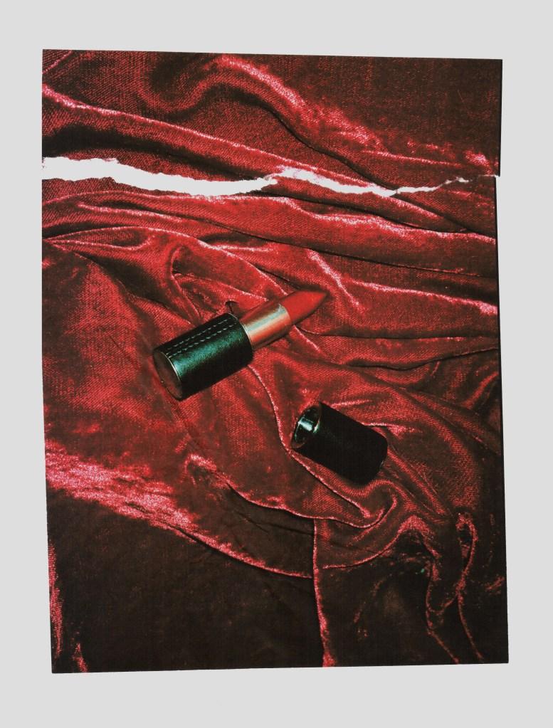 The Attico's lipstick developed with La Bouche Rouge.