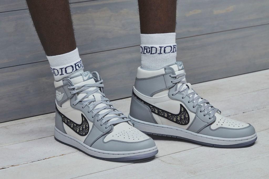 The Air Jordan I High OG Dior