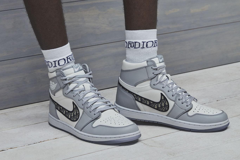 entrega a domicilio Torrente barco  Dior and Jordan Debut Collaboration Sneakers at Pre-fall 2020 Show – WWD