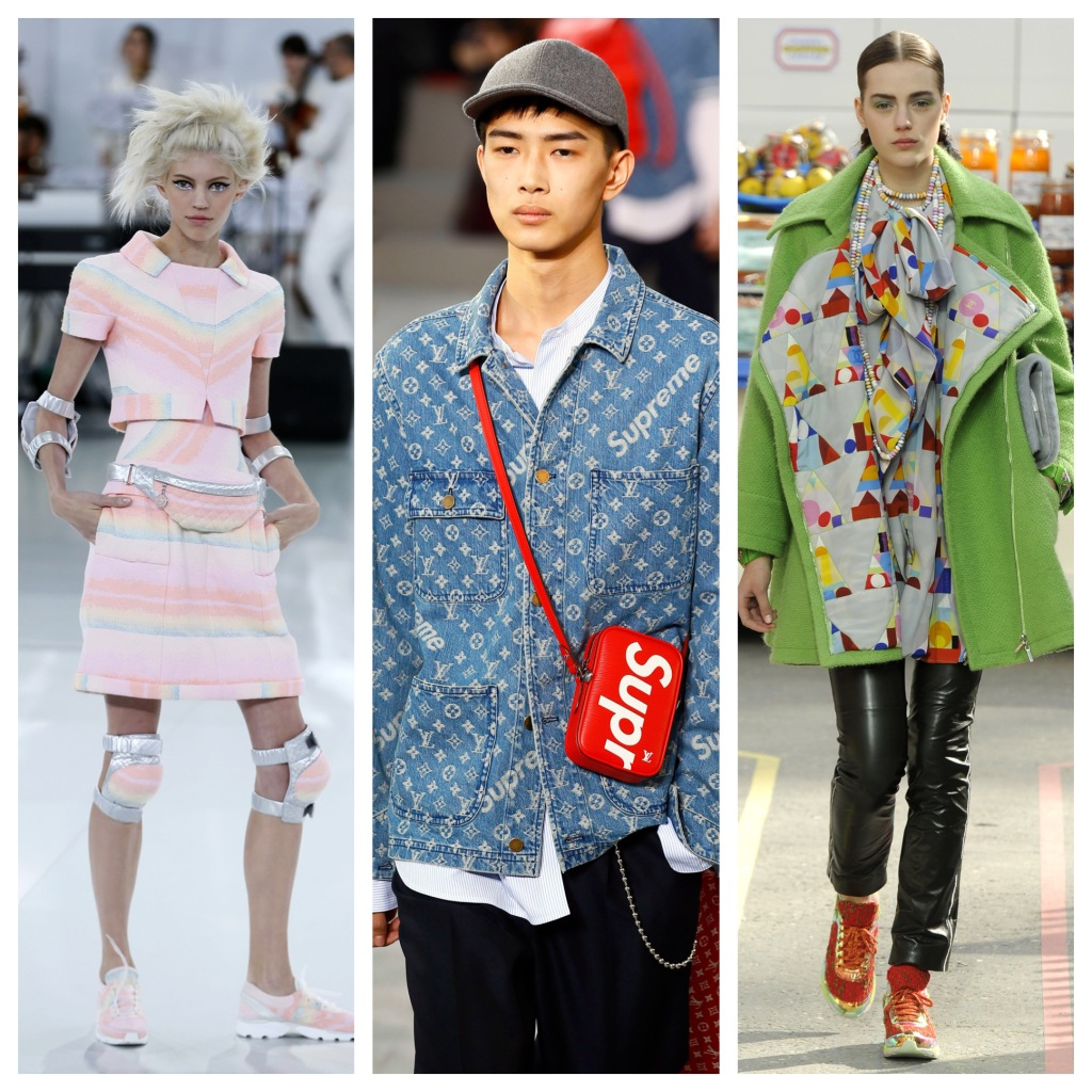 4 Major Fashion Trends From the 4s – WWD