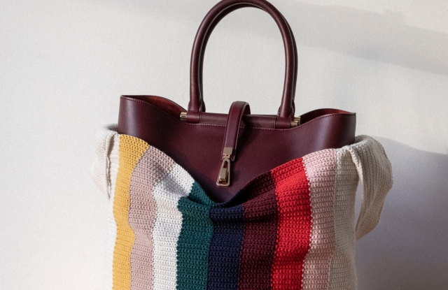 A Gabriela Hearst handbag.