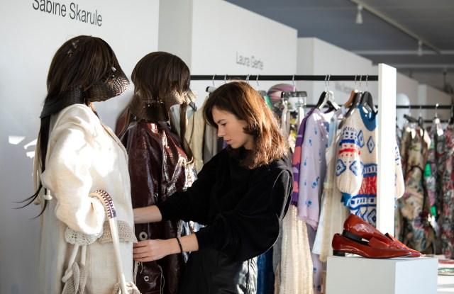 Sabine Skarule won the 2020 H&M Design Award