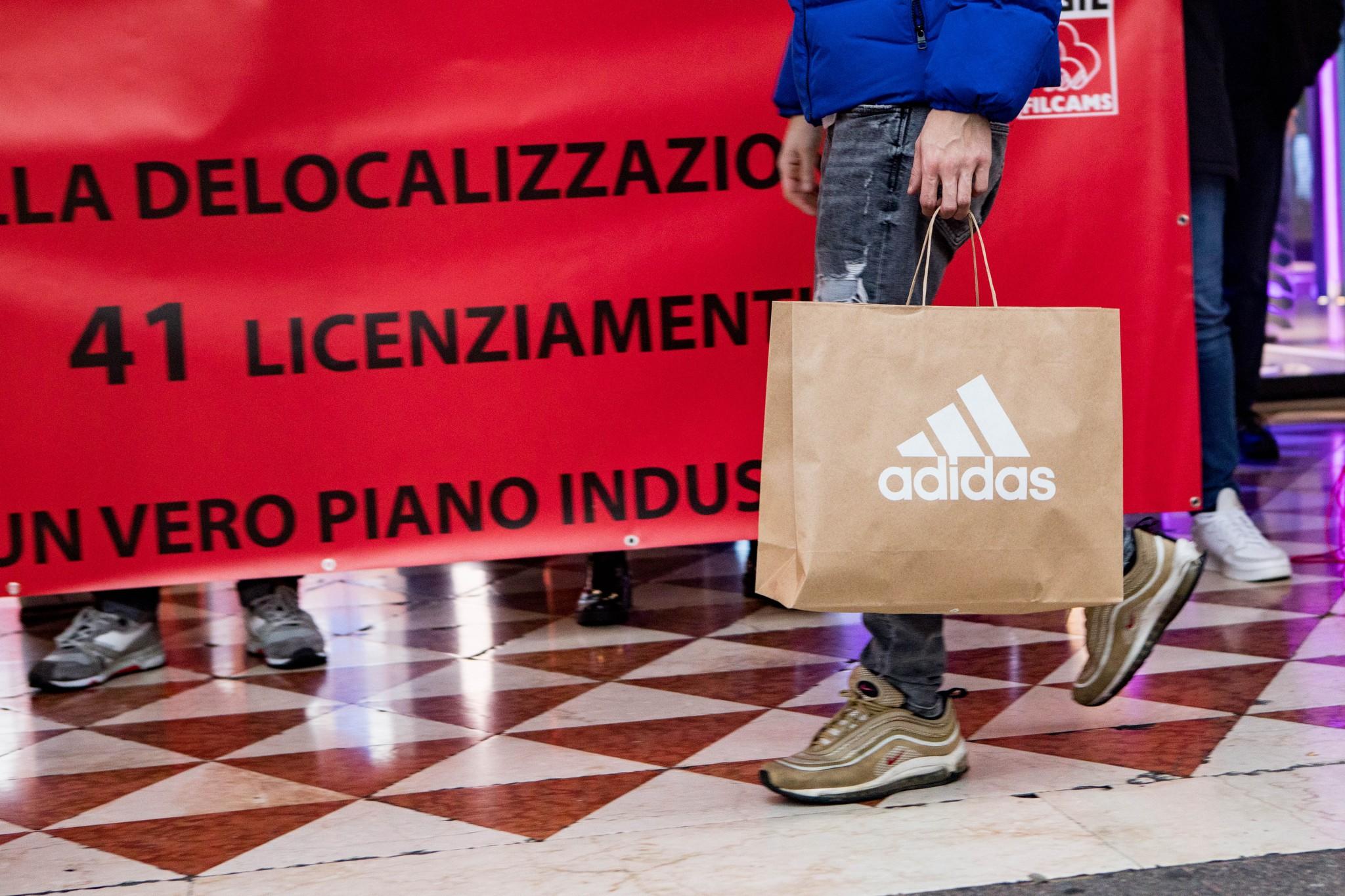 Adidas in Milan 2019