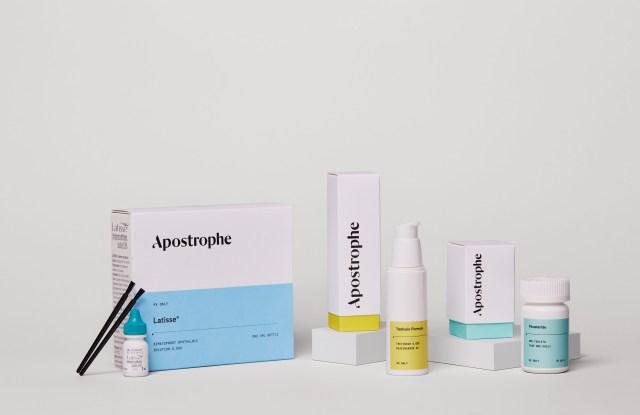 Apostrophe skin care