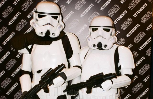 Vetements X Star Wars Party