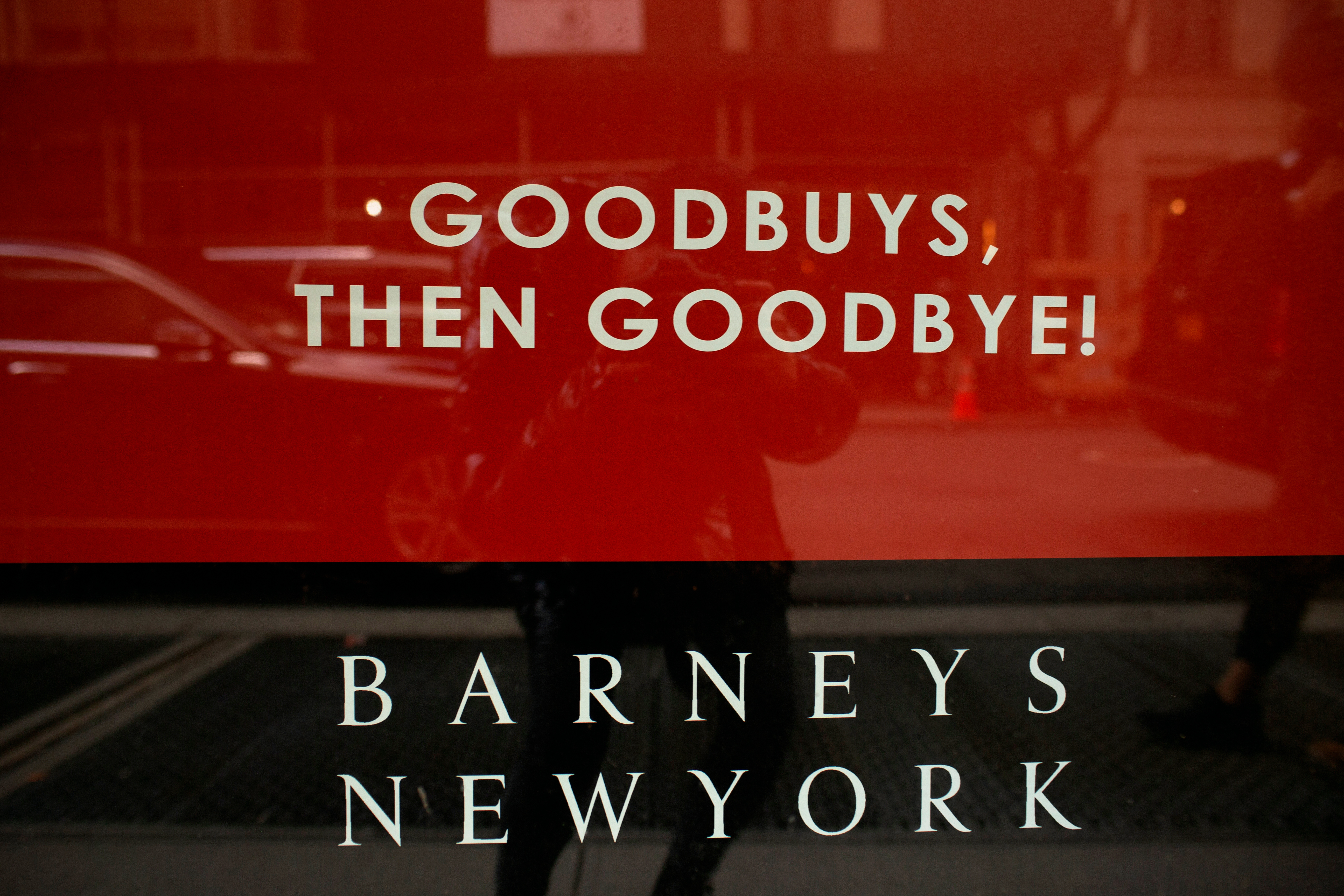 Discounts have abounded at Barneys New York as it liquidates, a far cry from its once chic image.