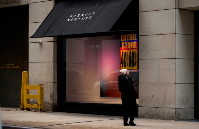 Most Barneys New York stores have closed, but there's no set date yet when the flagship or the branch in Lower Manhattan will shut down.