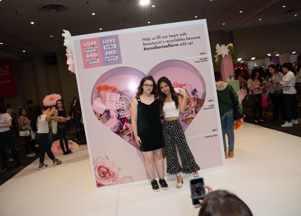 Beautycon Festival Day 2, New York, USA - 07 Apr 2019