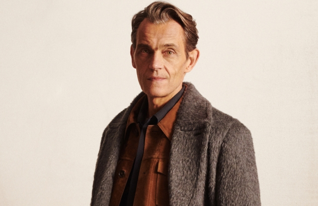 A look from the Brioni fall 2020 collection.