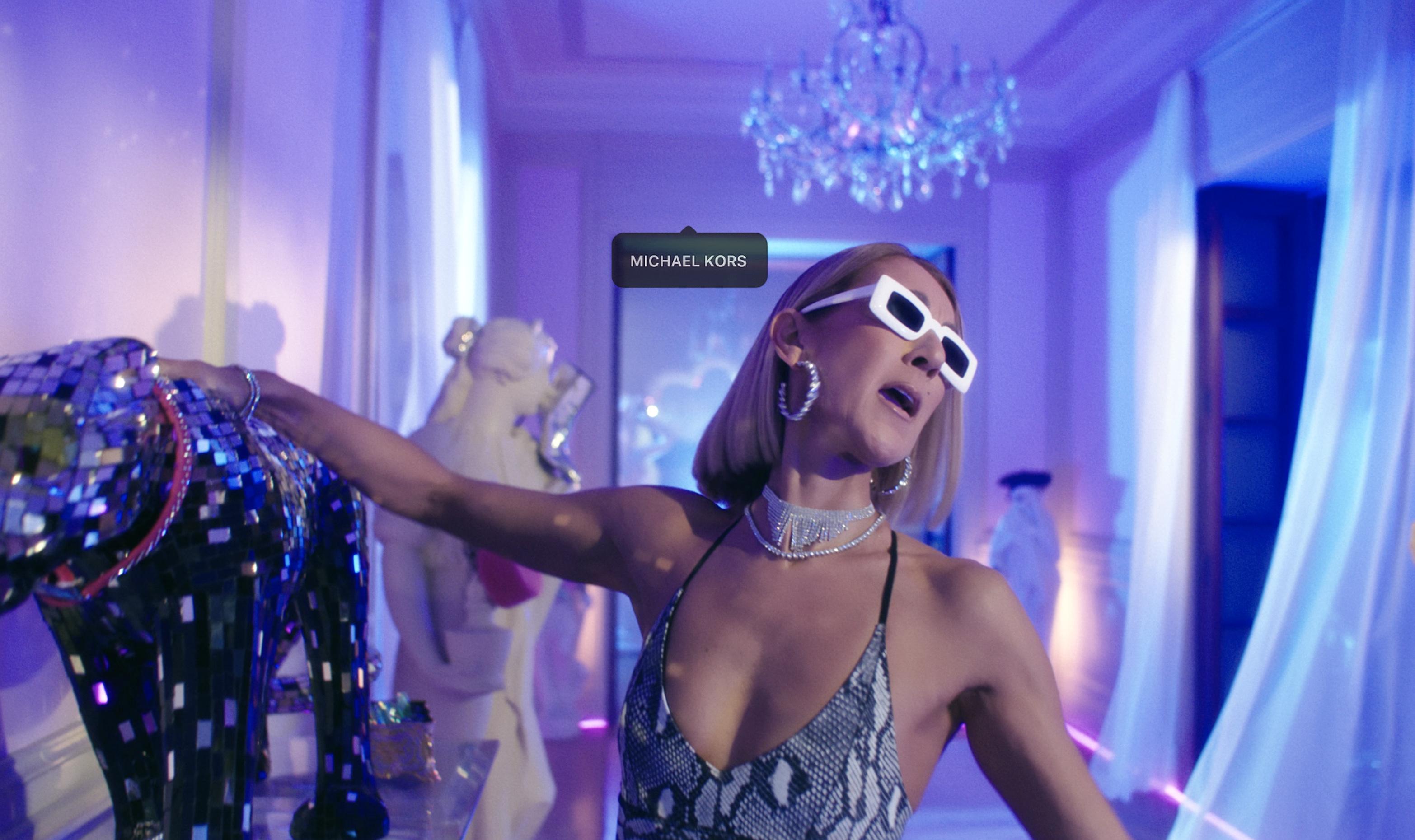 Celine Dion Instagram Shopping