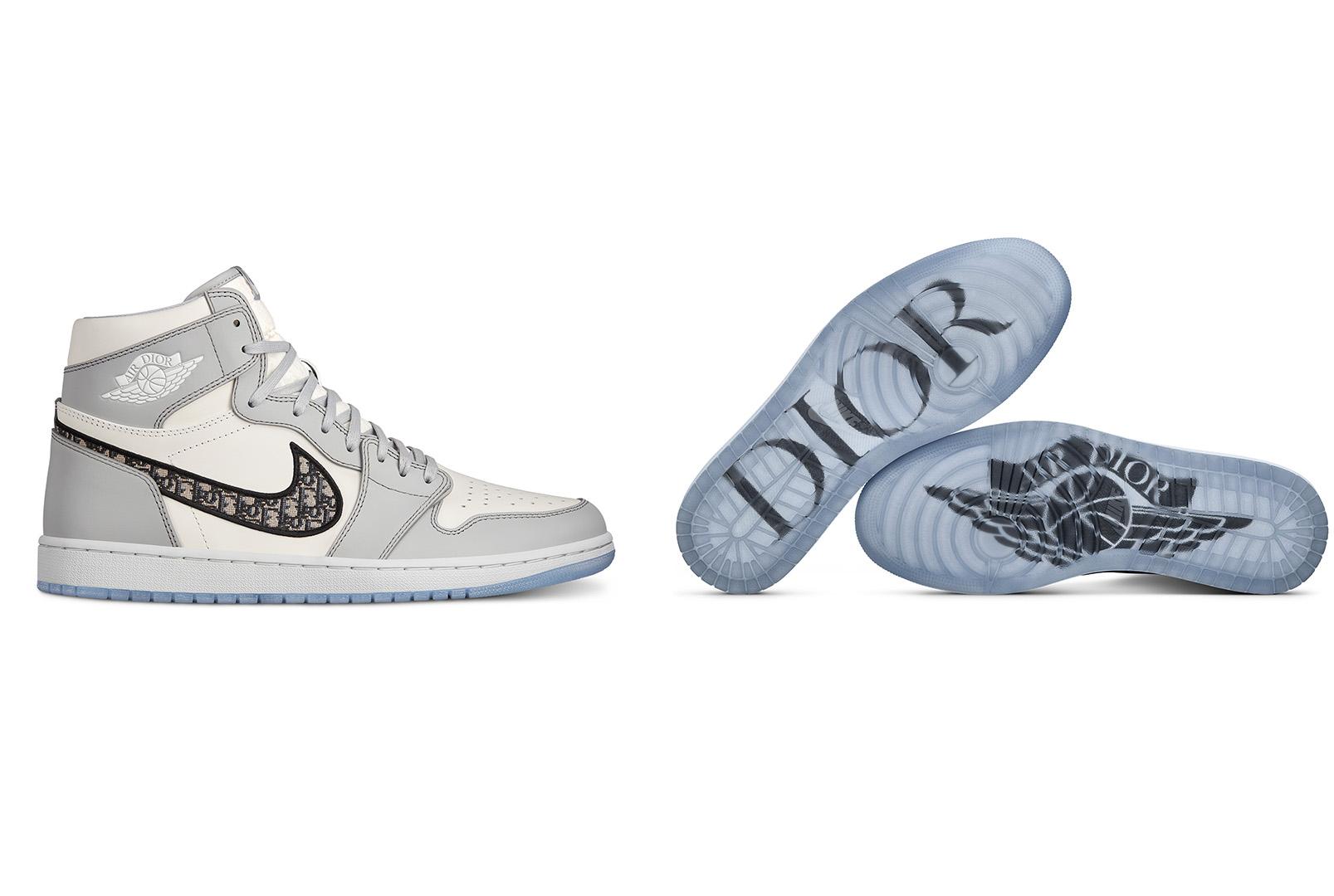 The Air Jordan 1 OG Dior