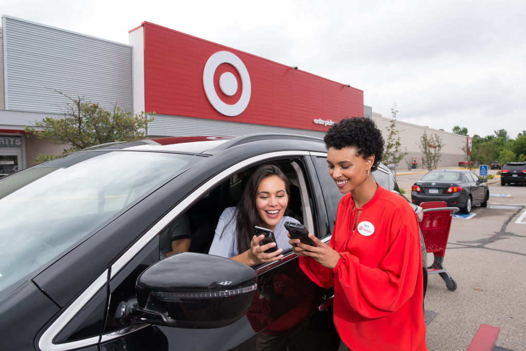 Target has scaled its popular Drive Up, Order Pickup service for the holiday season.