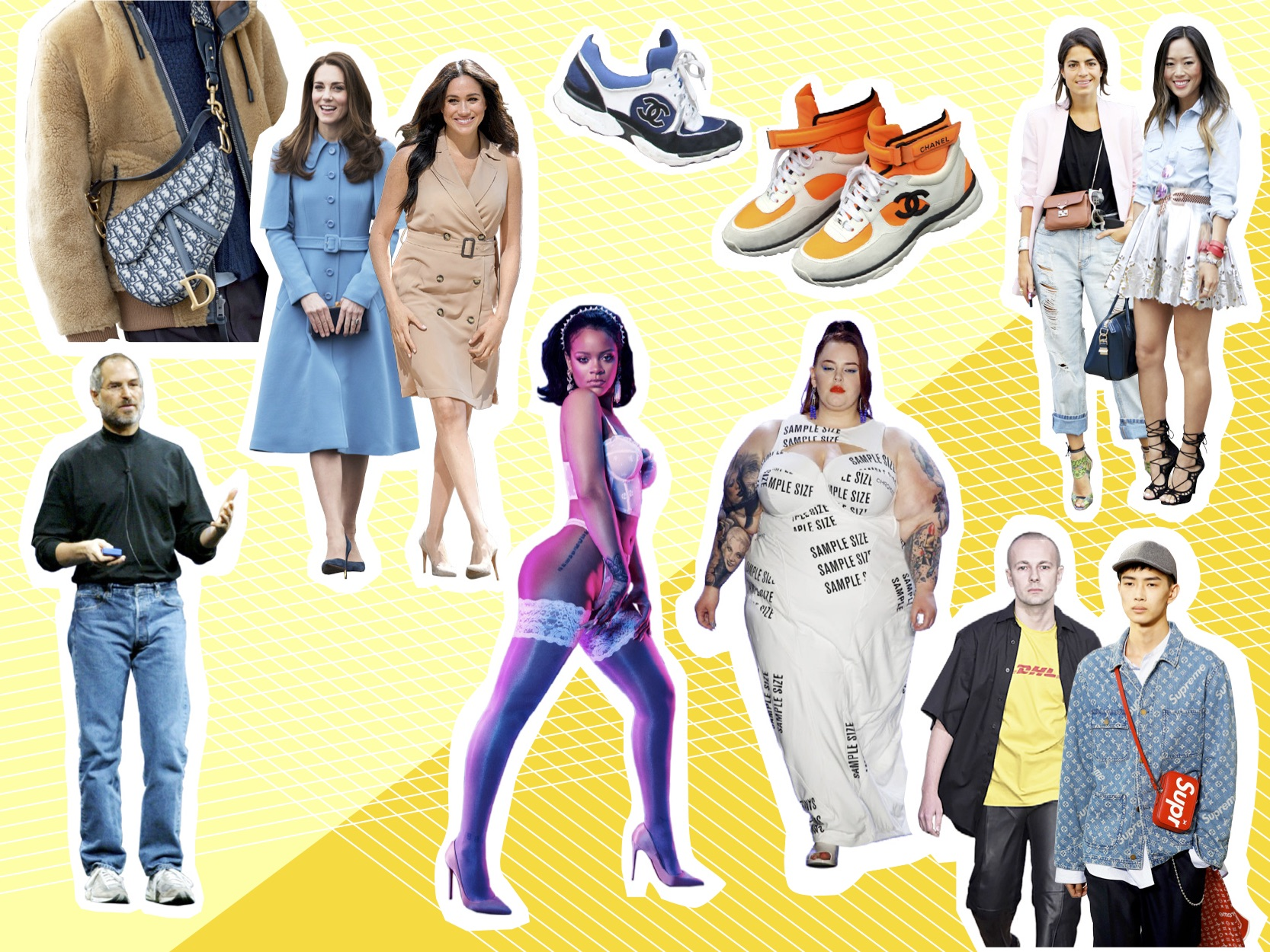 7 Major Fashion Trends From the 2010s – WWD