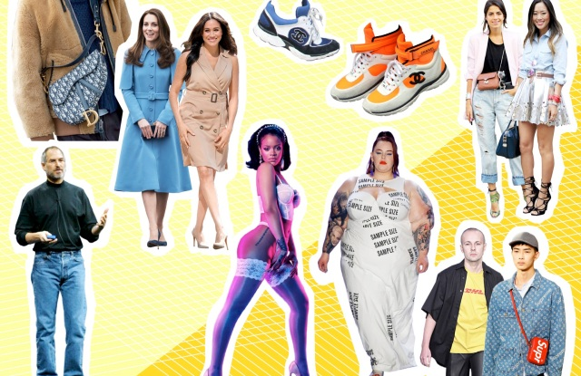 The 7 Fashion Trends That Defined the Decade: 2010s
