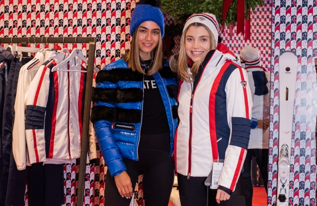 The Rossignol store offers both fashion and technical styles.