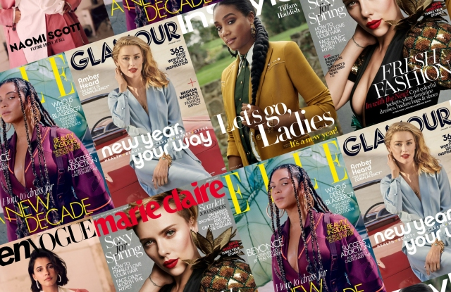 The magazine world is changing.