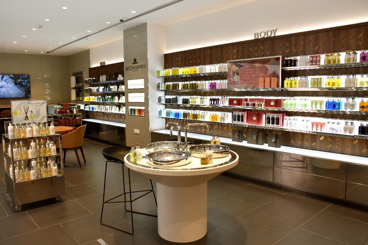 Molton Brown in India