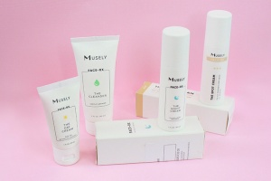 Musely's Face-Rx products.