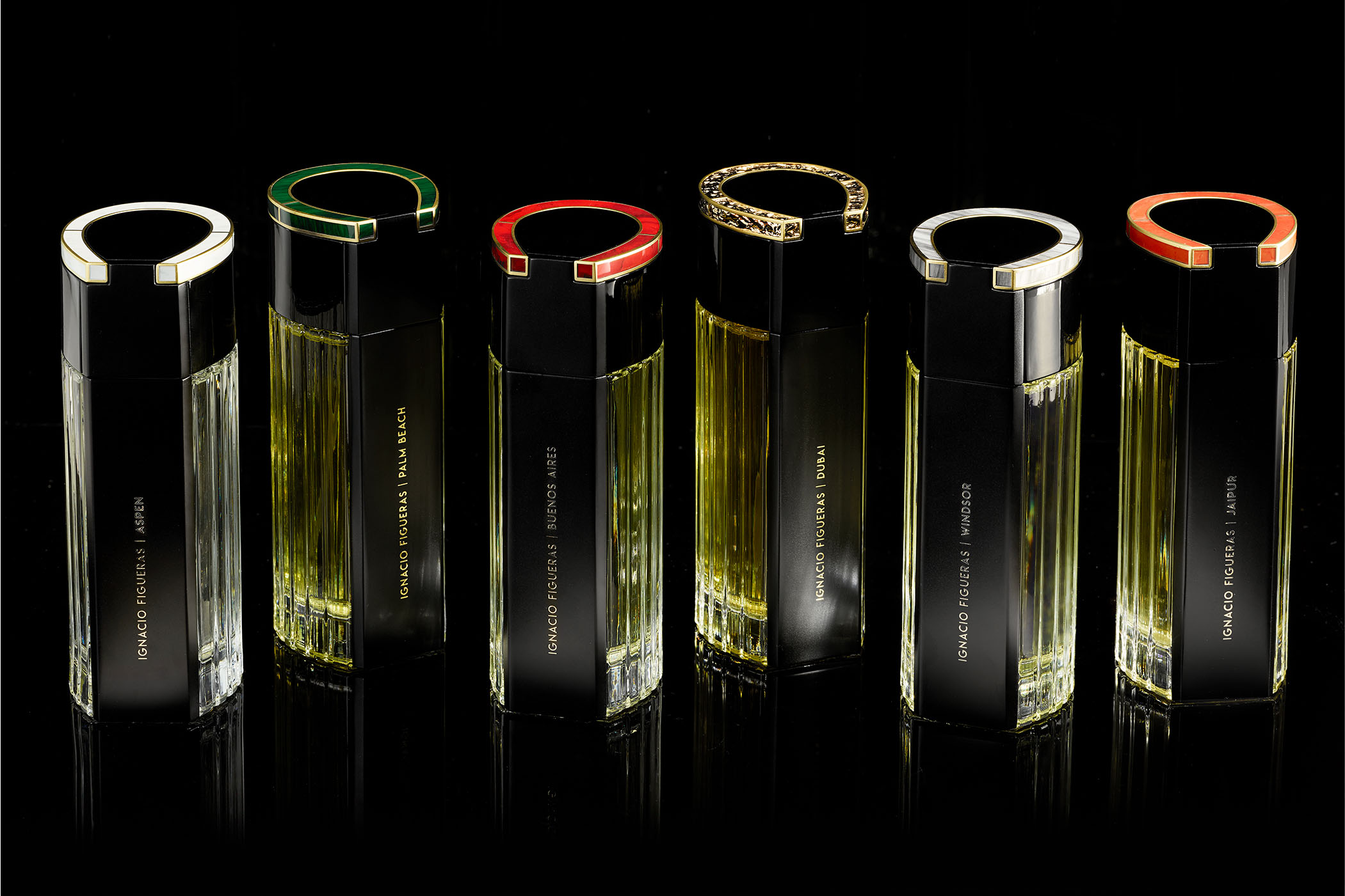 The Ignacio Figueras Fragrance Collection