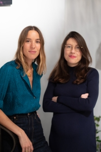 Nuria Val and Gabriela Salord