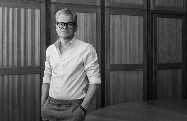 Patrik Soderstrom Gant has been named ceo