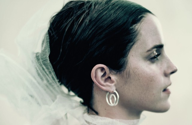 Emma Watson in the Pirelli 2020 calendar, shot by Paolo Roversi.