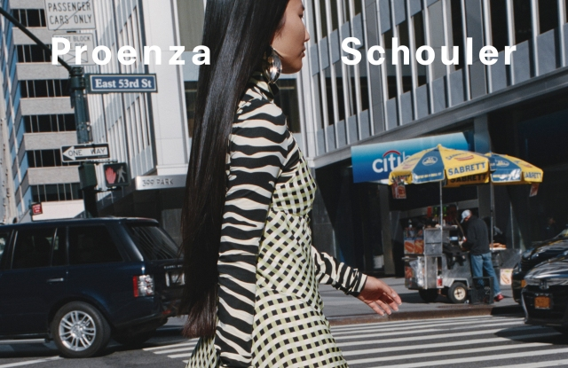 Recently renamed from PSWL, Proenza Schouler White Label now takes an elevated approach to casual dressing.