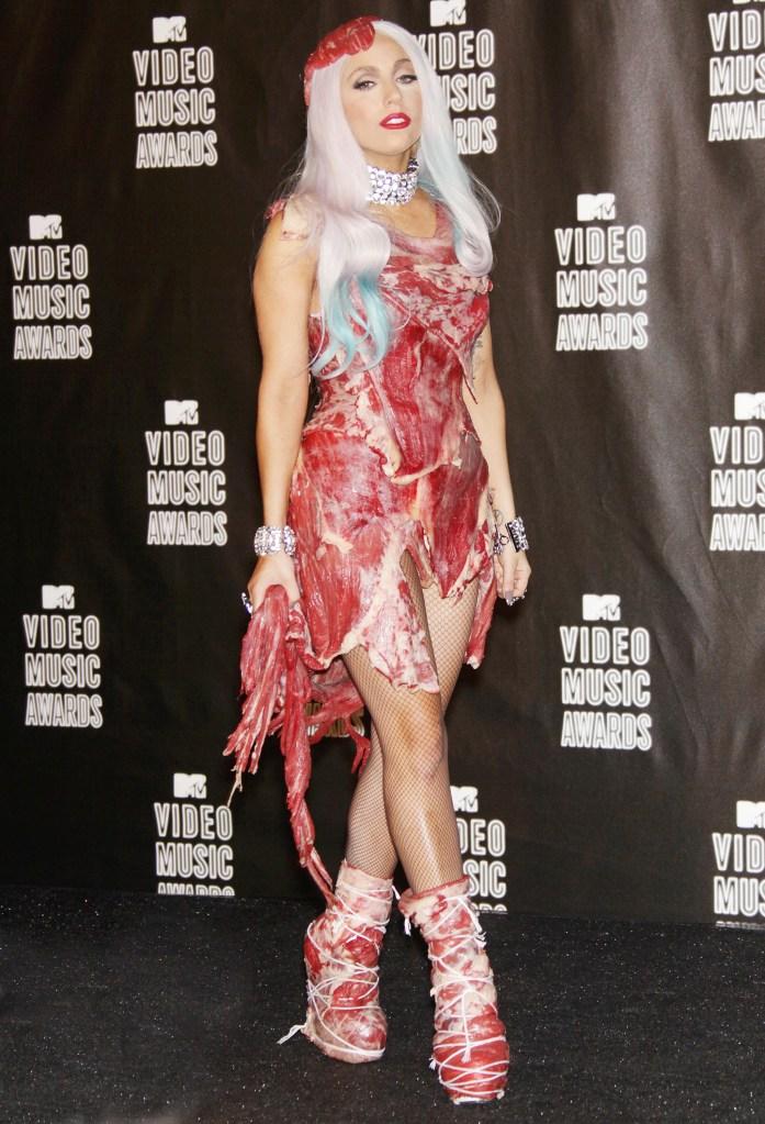 Lady Gaga2010 MTV Video Music Awards: Press Room, Los Angeles, America - 12 Sep 2010