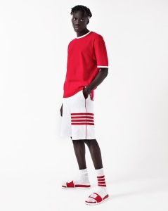 Thom Browne's capsule is colorful and sports-centric.